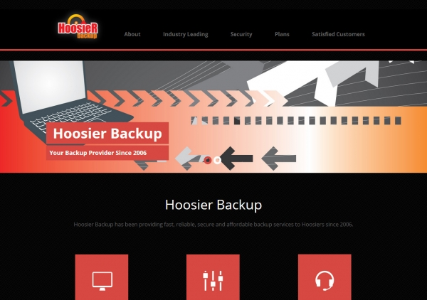 Hoosier Backup